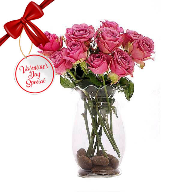 Vday - Blooming Rosiness - Valentine's Day