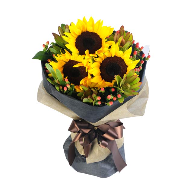 Sun at Heart - Womens Day   Sunflowers  9907c370f4
