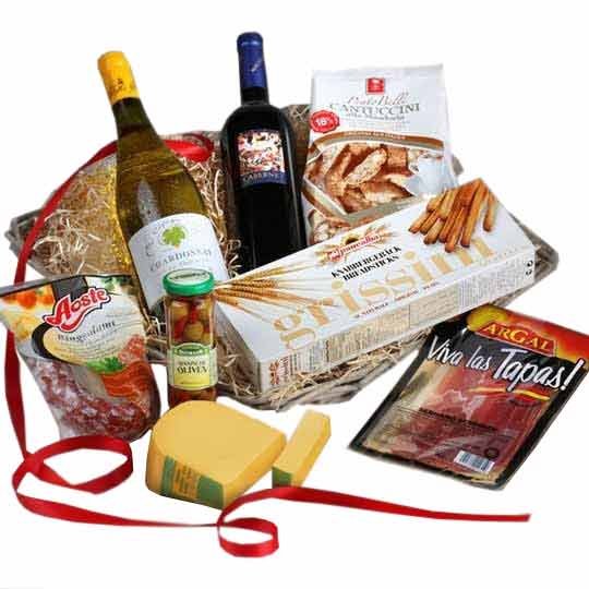 Delicious Large Hamper - Fathers Day