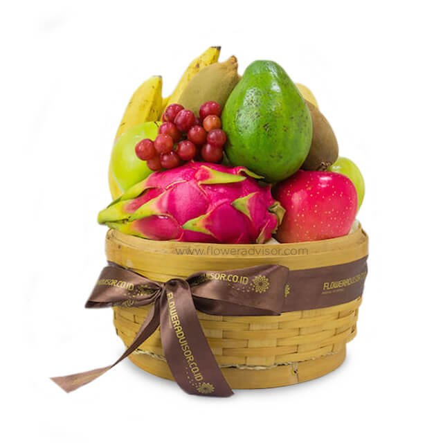 Gift of  Charity - Fruits Baskets