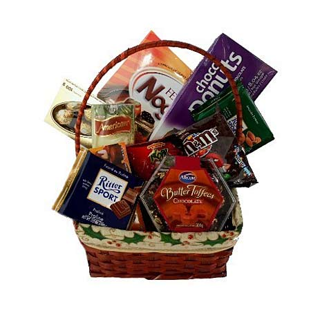 Sweet Basket - Christmas