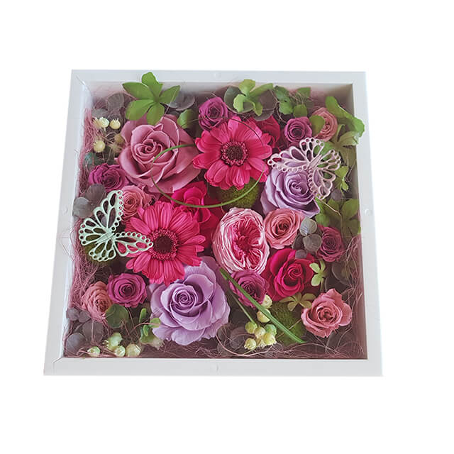 Asuka - Preserved Flowers (LIMITED ITEM) - Birthday