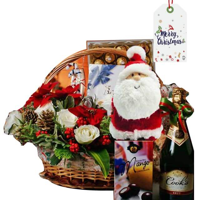 Jolly  Hamper - Christmas