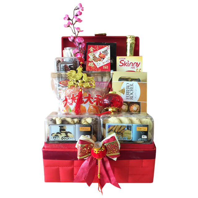 Yin Hampers - Chinese New Year