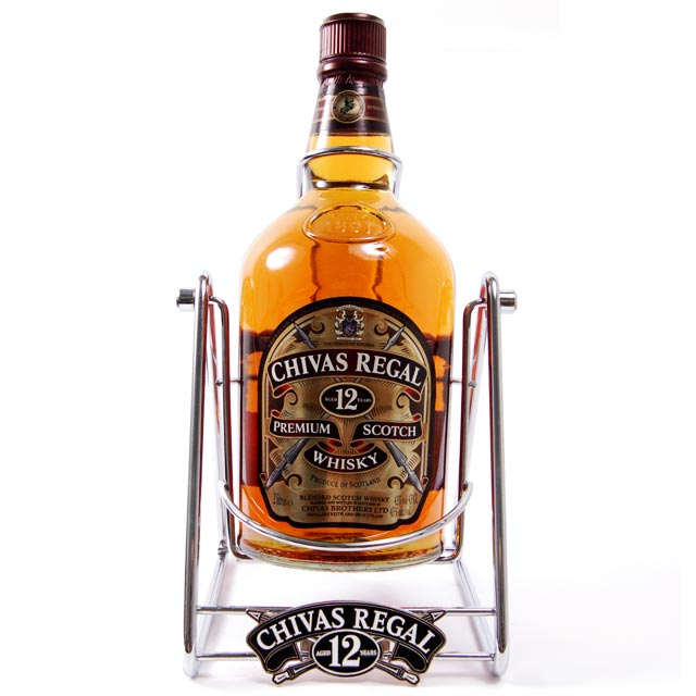 Chivas Regal 12 Years (75cl) - Gifts for Men