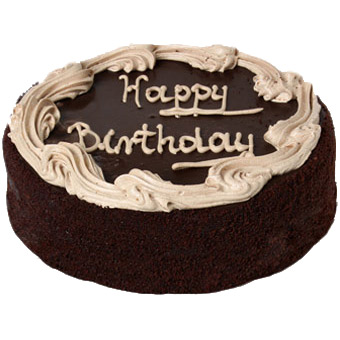 Chocolate Fudge Birthday Cake - Cakes