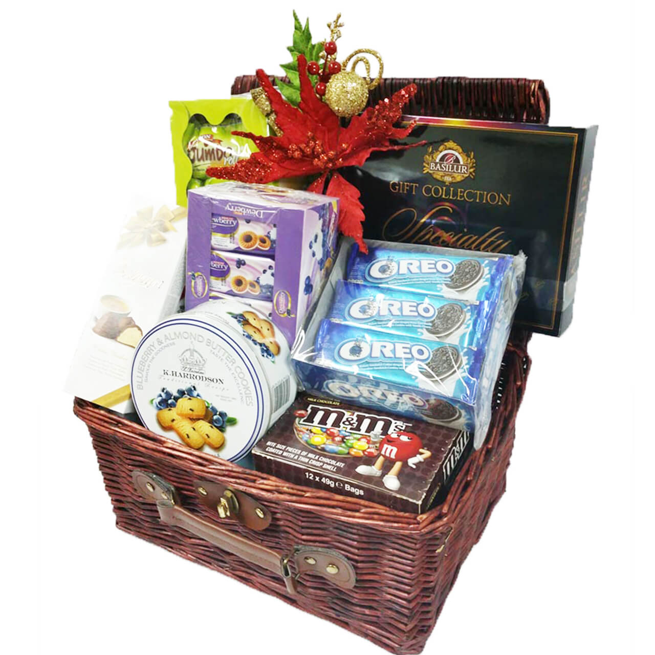 The Sweetie Basket - Christmas