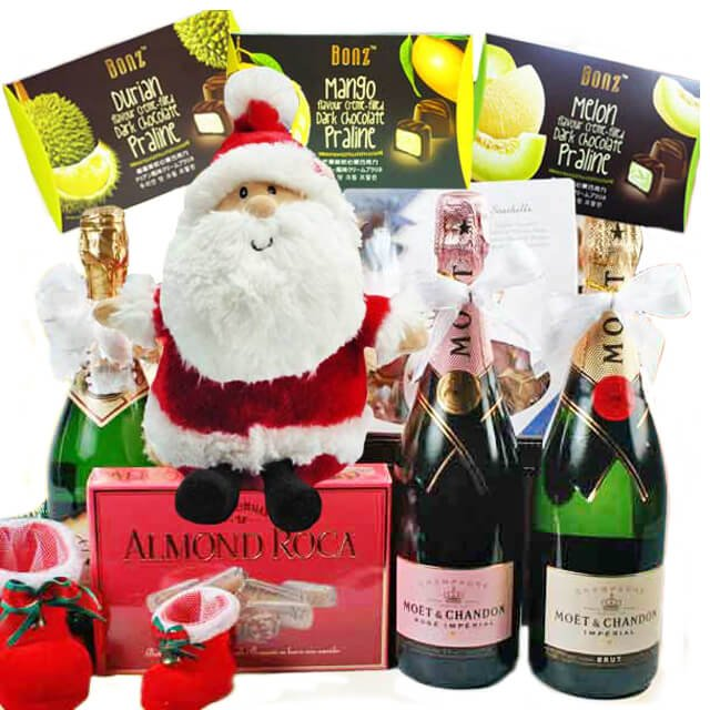 Christmas Hamper & Gift Basket