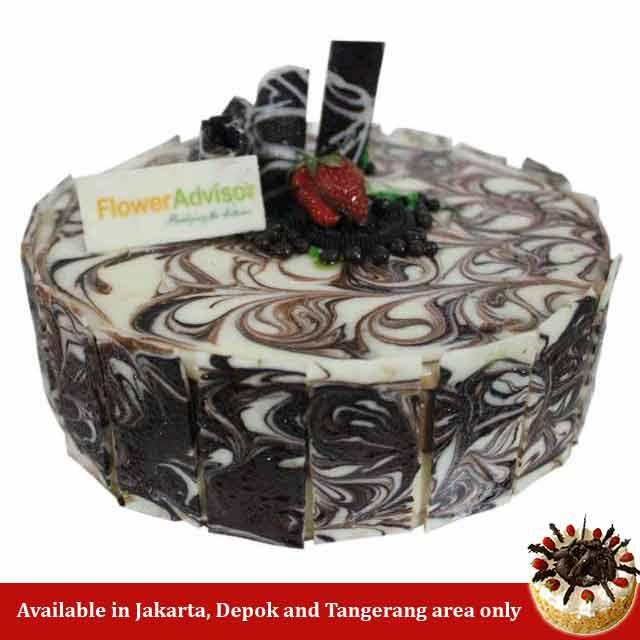 Marble Classic Cake - Cakes