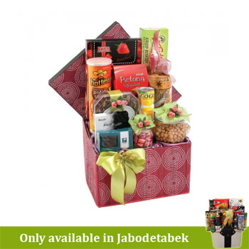 Sweet Happiness - Gourmet Hampers