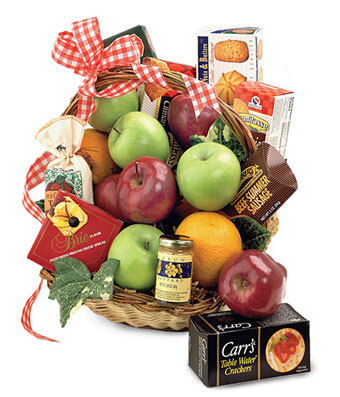 Fresh Gourmet Basket - Fathers Day