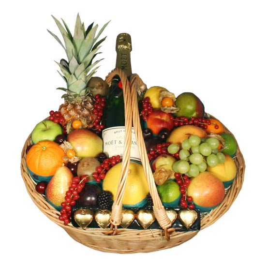 Image result for luxury fruit baskets