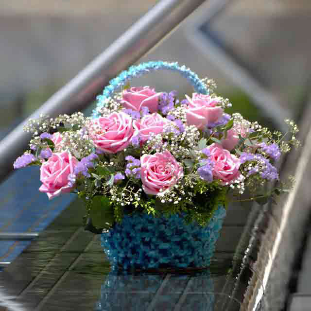 Sweet Dazzler - Table Flowers