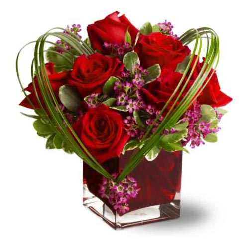 A Love Special Arrangement