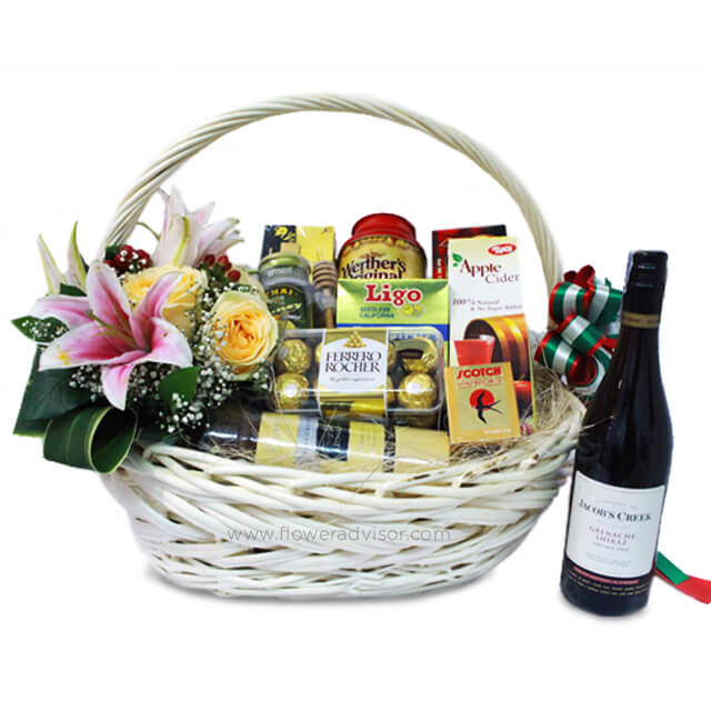 Jacob's Basket
