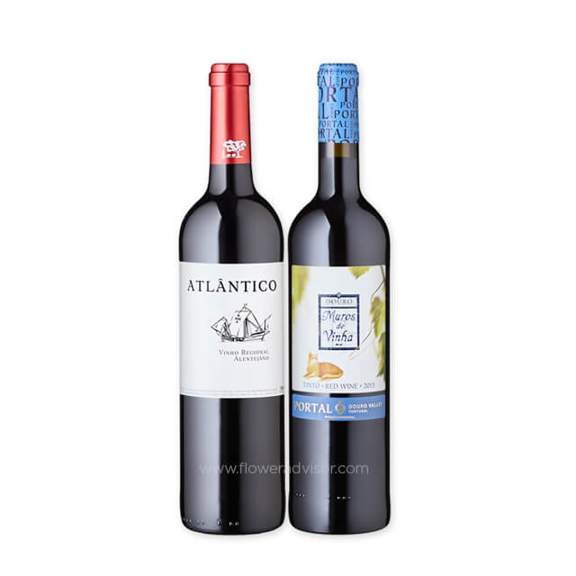 2 Bottles of Fantastic Portugese Wine