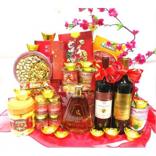 CNY - Summer Story Hampers - Chinese New Year